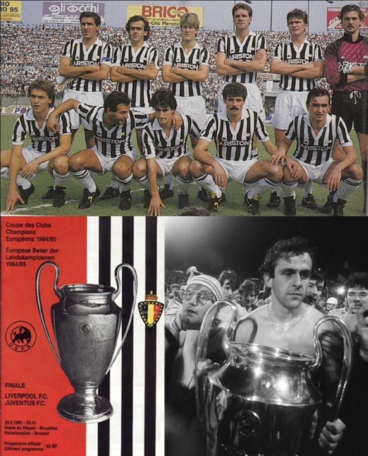 La tercera fue la vencida. La Juventus por fin consiguió el ansiado título, el cuadro entrenado por Giovanni Trapattoni se llevó la Champions League de 1985, gracias al gol de Michel Platini de penalti en la segunda parte y lo hacía en el Estadio de Heysel de Bruselas ante el Liverpool. Sin embargo, si por algo se recuerda esta final es por la tragedia ocurrida entre hinchas de ambos equipos.