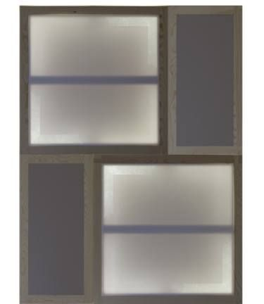 "Saatchi Art Artist Mónica Trastoy; Installation, ""Tres metros cuadrados."" #art"
