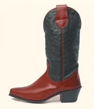 RM Williams Ruby Western Boot