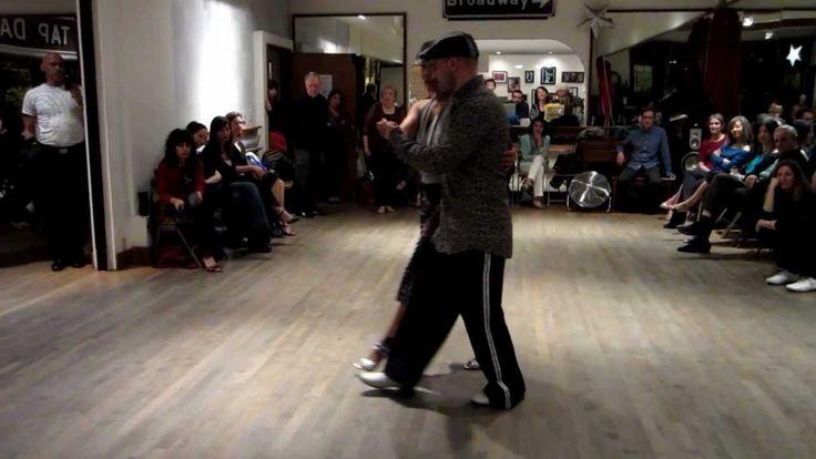 Tango Lesson: Linear Boleos with Hooks