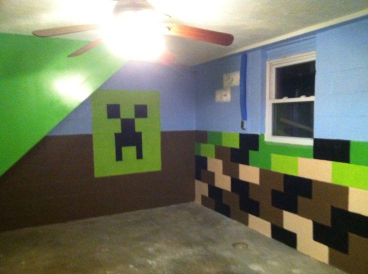 Kids Bedroom Minecraft 29 best kids bedrooms images on pinterest | bedroom ideas