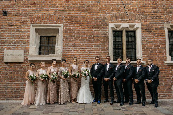 Lisa& Michael reportaż ślubny, Fotografia: LM Foto