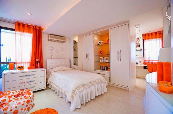 Dise o de habitaciones juveniles y femeninas by - Disenos de cuartos juveniles ...