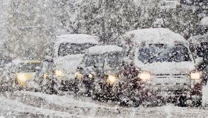 HEAVY SNOW WARNING: Shock long range UGH!
