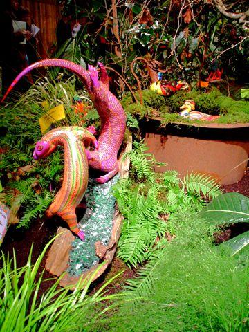Mexican Garden Lizards