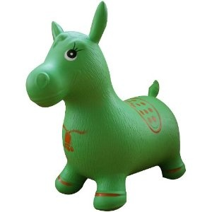 Green Horse Hopper
