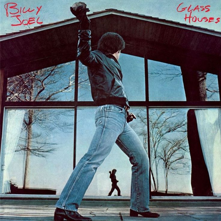 Billy Joel - Glass Houses on Limited Edition 180g LP