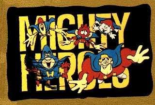 Mighty Heroes!!