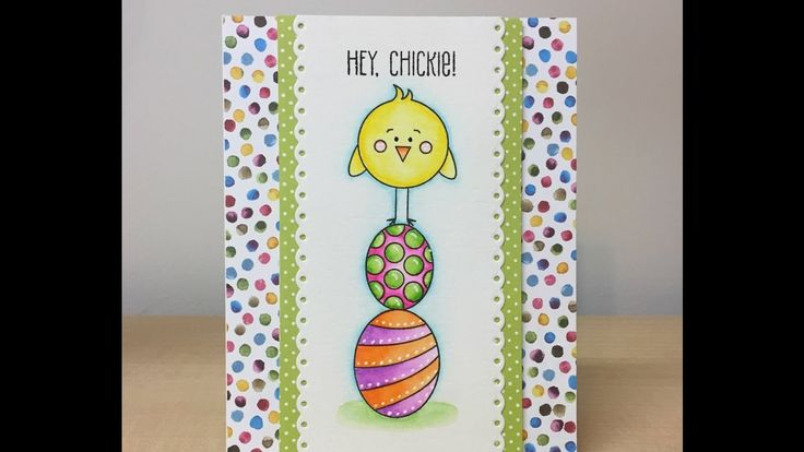 SSS March Card Kit ~ Some Bunny ~ Hey Chickie!