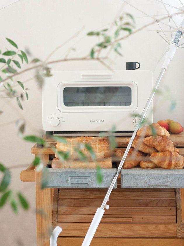 Kitchen Tool : 【バルミューダ】バルミューダ ザ・トースター #kitchentools