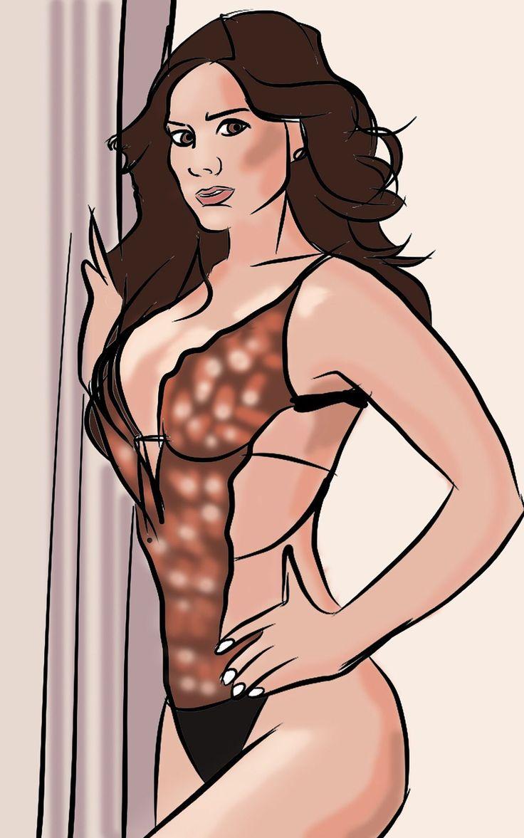 Mimi Morales by Creator Isaac Vargas Cardena