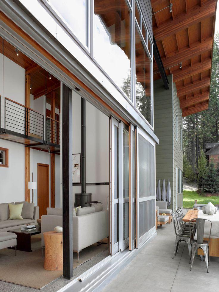 31 besten Glastüren Bilder auf Pinterest | Fenster, Treppe und Bistros