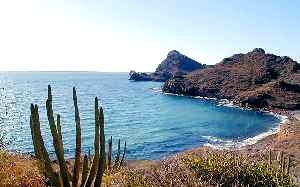 San Carlos Mexico another Jen happy spot.  I love swimming with the seals here.