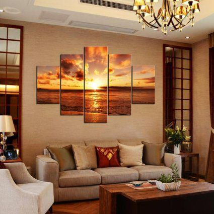 Yesurprise impresi n en lienzo nuevo para pared decoraci n - Lienzos para dormitorios ...