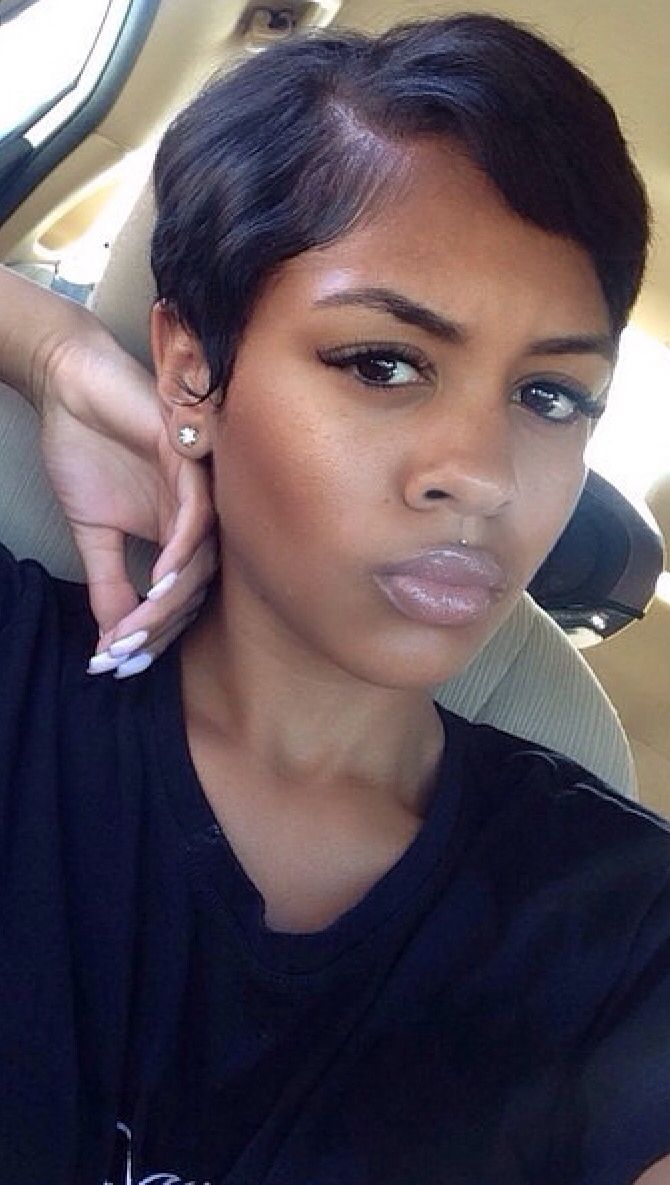Wondrous 1000 Ideas About Short Relaxed Hairstyles On Pinterest Relaxed Short Hairstyles For Black Women Fulllsitofus