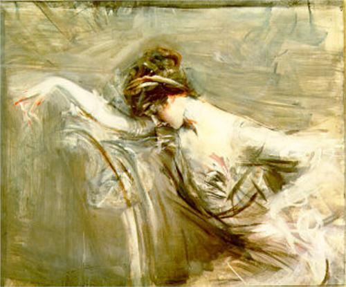 Mlle Laure - Giovanni Boldini
