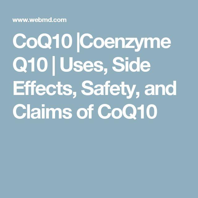25 Best Coq10 Ubiquinol Health Benefits Images On