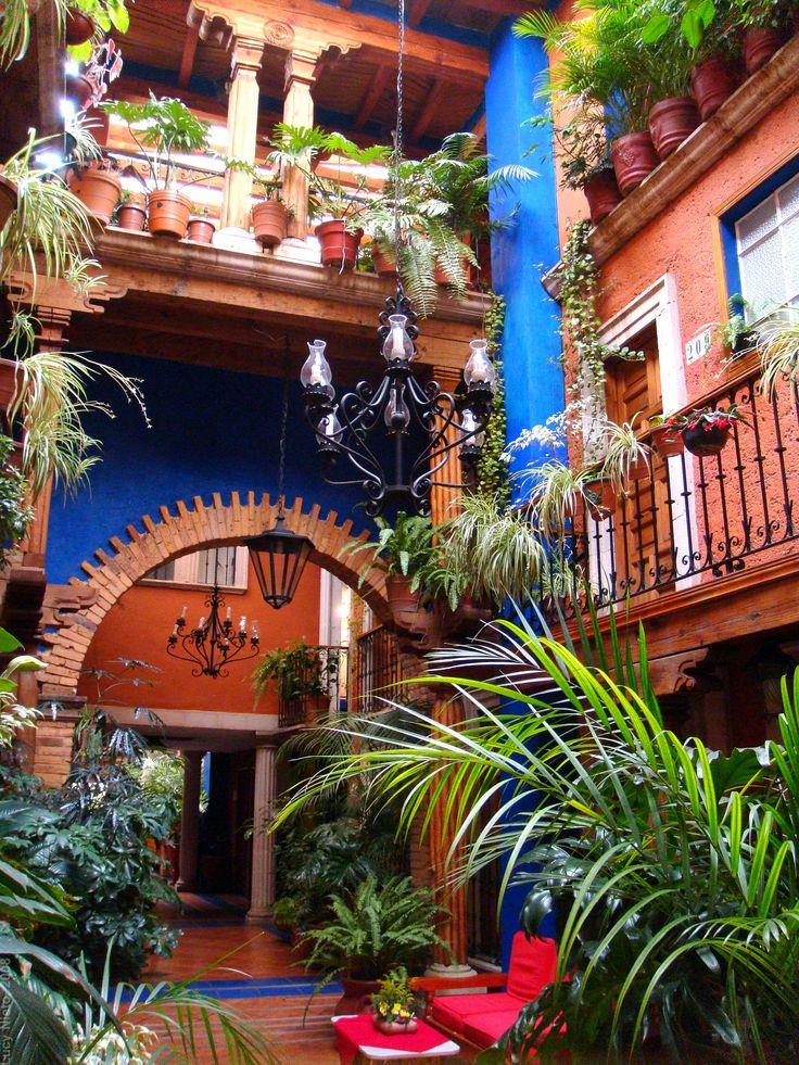 hotel de patzcuaro