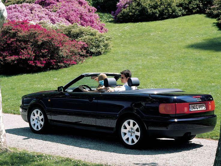 1996 Audi 80 Cabrio