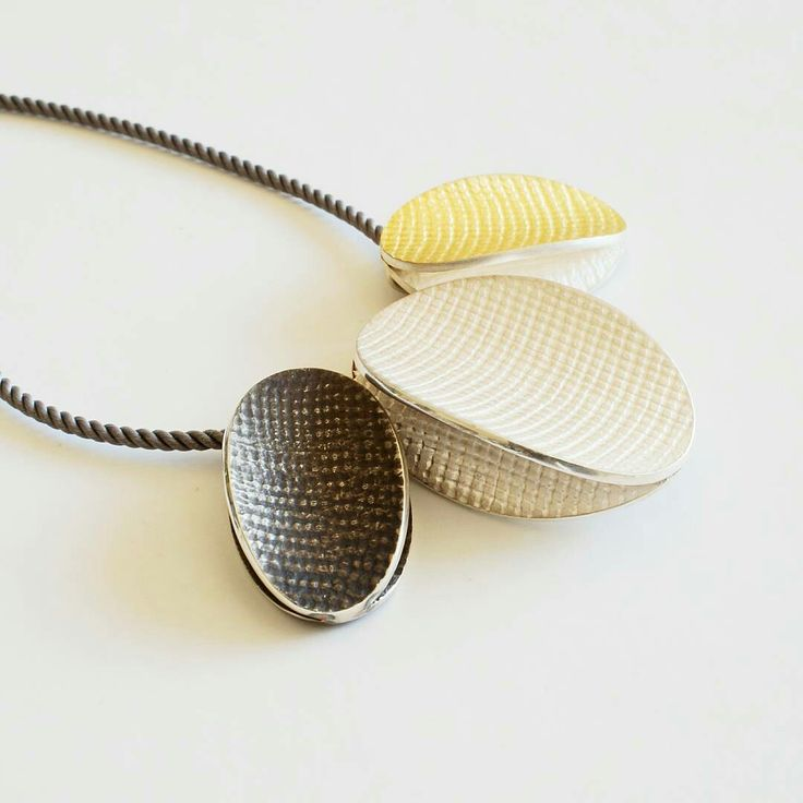 Part of the new Oval Collection  #brittabrandjewellery #contemporaryjewellery #bijoux
