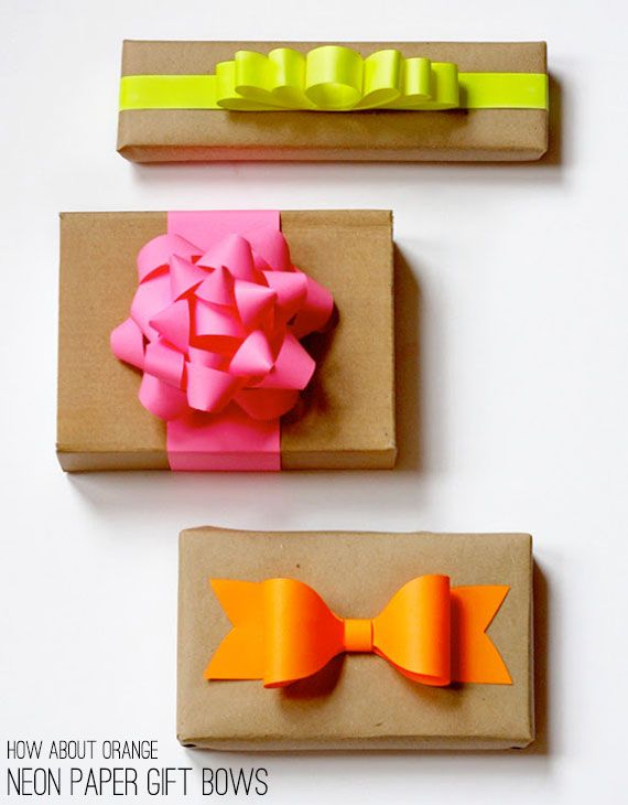 Handmade wrapping ideas from the Etsy blog