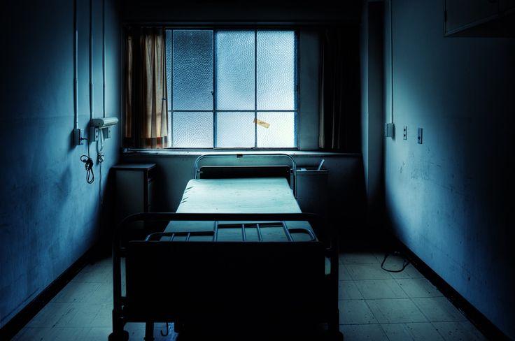 廃ダイナミックレンジ ~廃墟HDR~ | 何処かの廃病院 ラスト