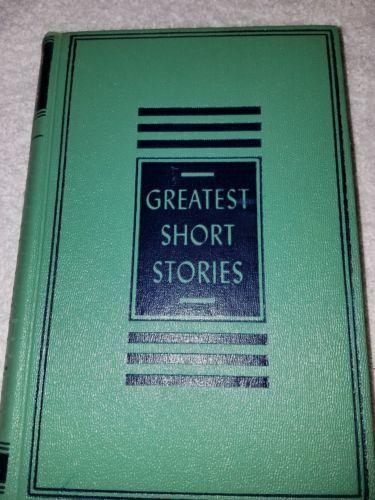 Greatest Short Stories Vol 3 Collier Vintage 1953 Mark Twain, O Henry ++