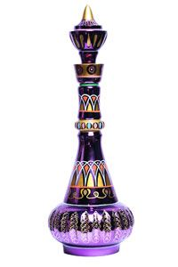 I always wanted one of these I Dream of Jeannie bottles -- not badly enough to spend $300, though, I don't think!!