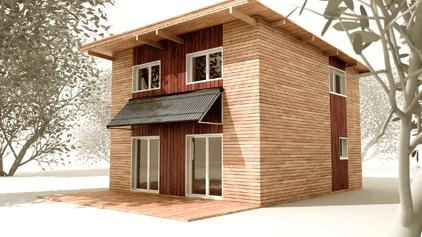 explore autoconstruction maison bois