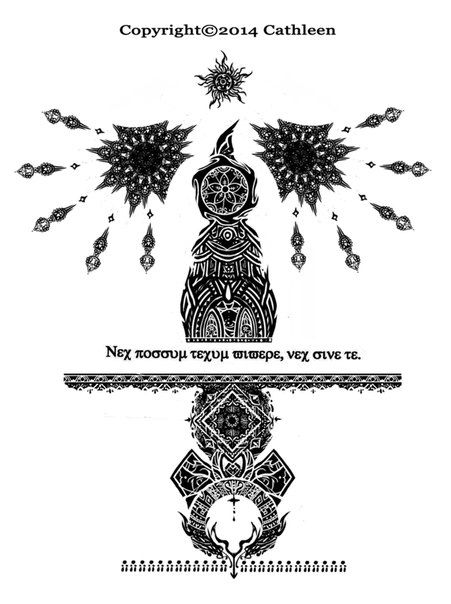 Uta cosplay tattoos - Album on Imgur