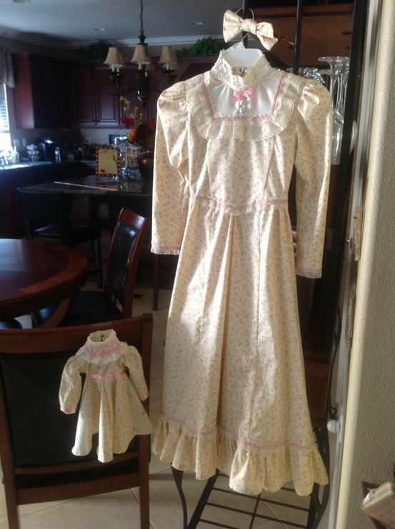 Helen Keller Outfit For Bella S Oral Book Report