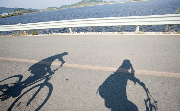 자전거가 있으면 달릴 수 있을줄 알았죠. 카메라가 있으면 찍을 수 있을줄 알았죠.