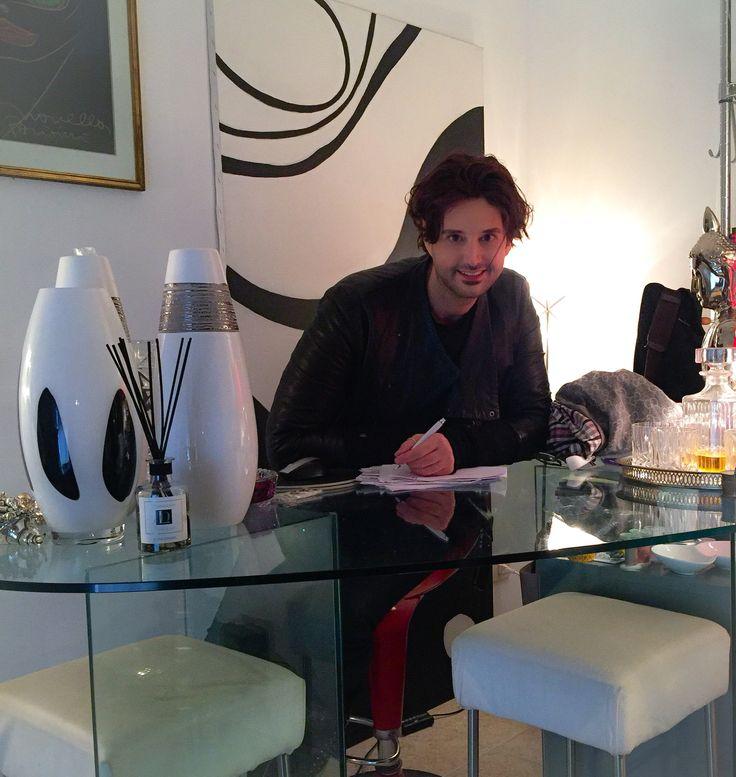 At work! www.gabrielefioruccishop.com
