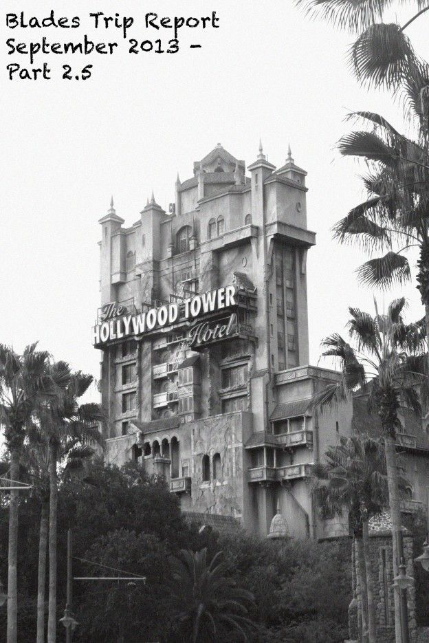A look into the Tower of Terror