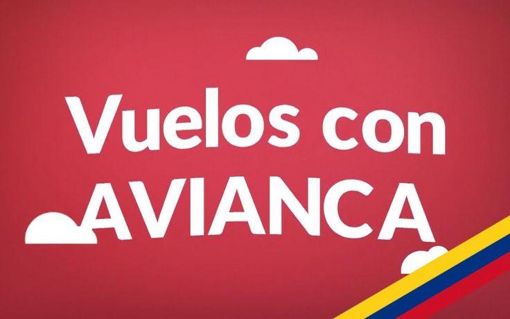 Avianca, en alianza con el Gobierno de Colombia, anuncio descuentos de hasta el 50% en sus vuelos