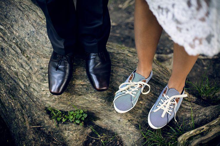 Svatební střevíce :-)