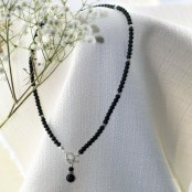 The necklace is modern and offers a touch of class to anyone who wears it. More detail please visit: http://www.caspiangifts.com/birthday/for-mom-gifts.html