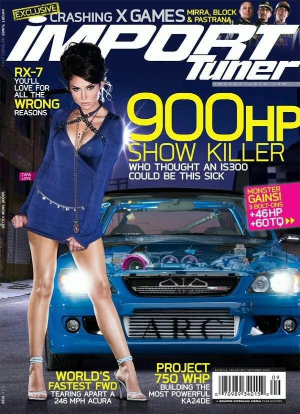 Revista Import Tuner.