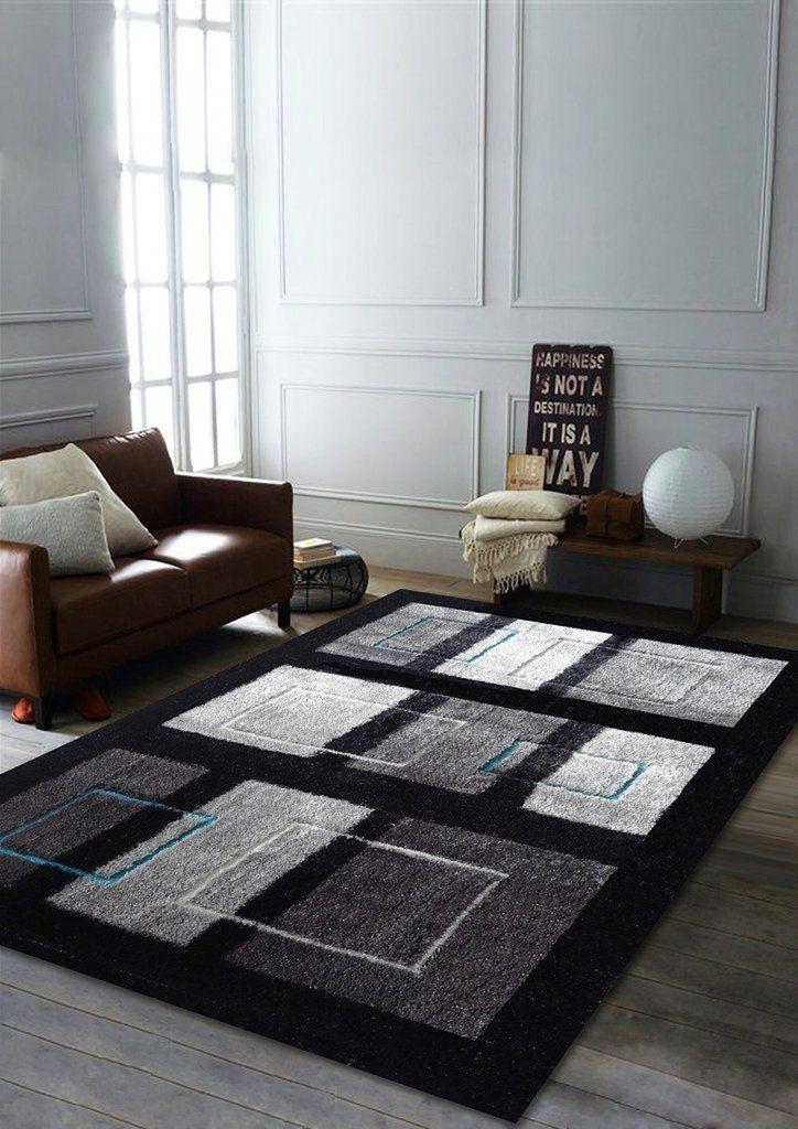 Black And Blue Area Rug Blue Area Rugs Area Rugs Grey Area Rug