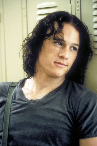 Oh Heath Ledger, how sad it makes me to know you're no longer around