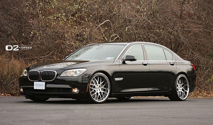 BMW 750LI – 21″ D2FORGED FMS01 Wheels | D2FORGED Wheels Gallery