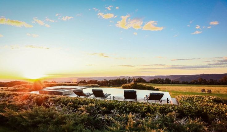 Luxury accommodation in Queensland, Spicers Peak Lodge. Photo: Christina Pfeiffer ‪#‎thisisqueensland‬ ‪#‎seeaustralia #hotels #luxury #suits #travel #explore #traveltherenext