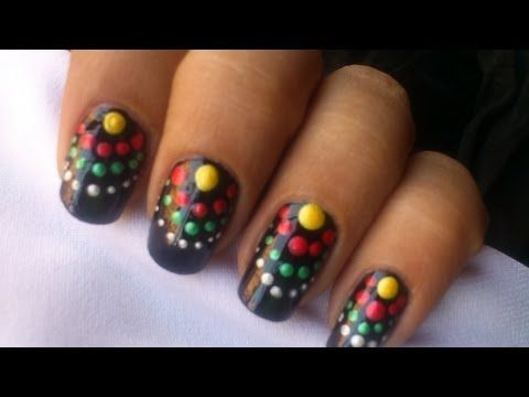 63 best shape nails & nail art design tutorial Videos by nded ...