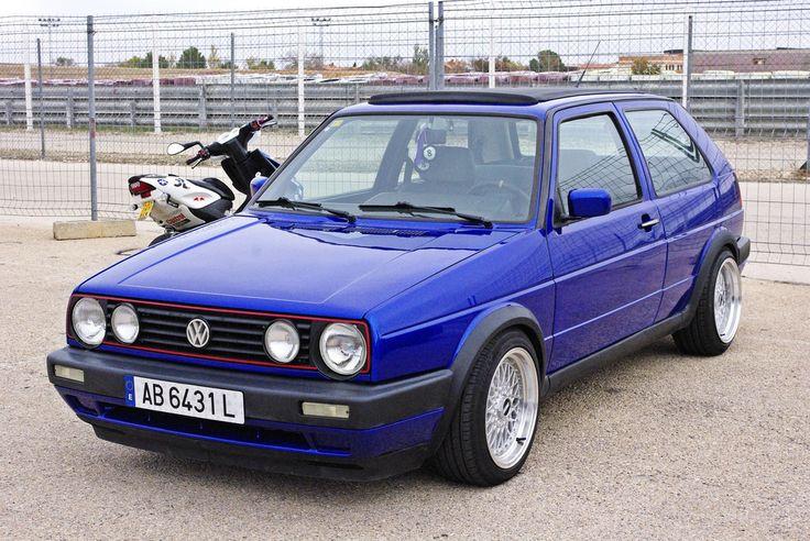 Volkswagen Golf Mk2 | by misancal S