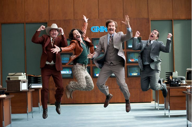Anchorman 2 Is A Fun Carbon Copy Of The First Movie