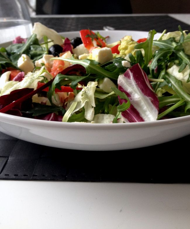 Day 4 – Sunday! | #lunch #sallad #food #green