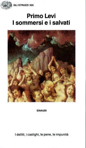 """1986 - L'ultimo libro di Levi si intitola """"I sommersi e i salvati"""", come originariamente doveva chiamarsi """"Se questo è un uomo"""": è un saggio sul lager e sull'uomo, frutto di 40 anni di studi e riflessioni"""