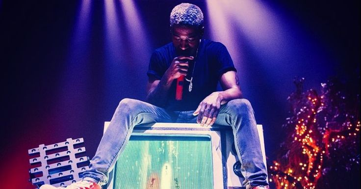 Enter for a chance to win 2 tickets to Kid Cudi at The Ritz on February 13th!