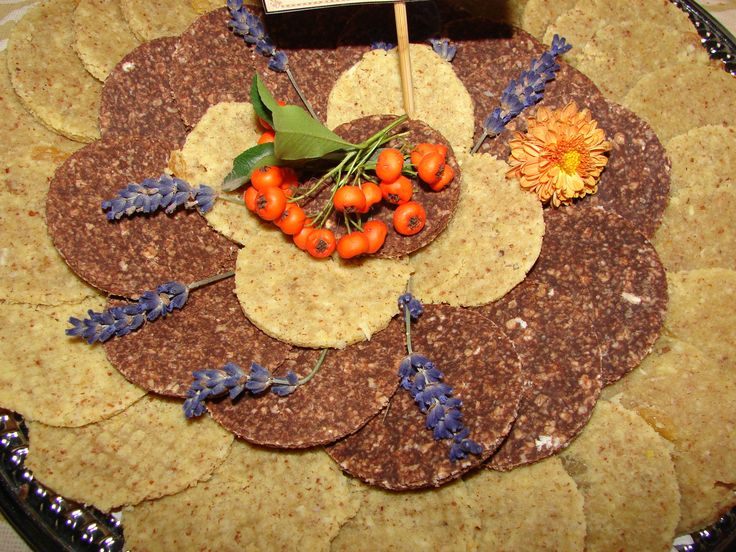 Raw Cookies With Lavender&Cacao ~ Almha Rhais~