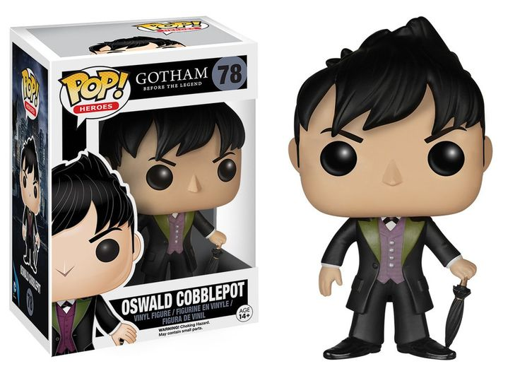 POP! TV: Gotham - Oswald Cobblepot